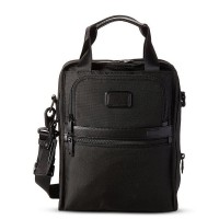 TUMI ALPHA 2 Medium Travel Tote 022117D2 men expandable sling bag / Expandable shoulder bag