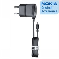 Nokia Travel Charger for AC15E AC 15E Lobang Kecil Original 100%
