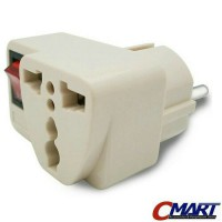 Universal Travel Adapter with Power Switch ON/OFF - ACC-ST-SWITCH