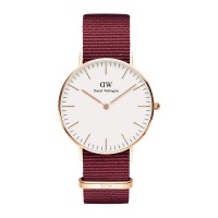 Daniel Wellington Roselyn Rose Gold - Jam Tangan Wanita 36mm