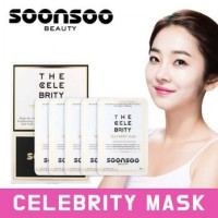 [Made in Korea] Soonsoo The Celebrity Mask 2BOX (10pcs)