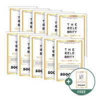 [Made in Korea] Soonsoo The Celebrity Mask 3BOX (15pcs) + Free 1pc mask