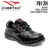 Sepatu Safety Shoes Cheetah 7012H