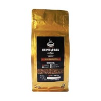 Euphoria Coffee Arabica Mandheling Medium Dark Roast Biji / Bubuk 200g
