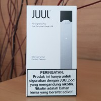 JUUL Device Authentic Kit - Silver