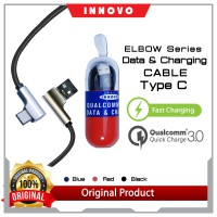(POP UP AIA ) Kabel Data Charger TYPE C INNOVO Fast Charging Cable GEN.4 - CKF