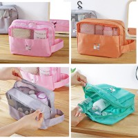 Toiletry Travel Pouch Handbag Tas Mandi Cosmetic Organizer Bag