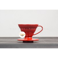 Hario V60 Dripper Size 01 Red
