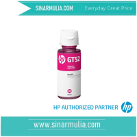 HP GT52 Magenta Original Ink BottleM0H55AA