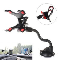 Car Phone Holder Universal Holder Mobil Jepit smartphone GPS HP