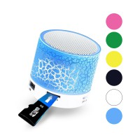 Speaker Bluetooth Mini | Glow Light