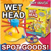 Wet Head Games - Running Man Games - Water Roulette Game