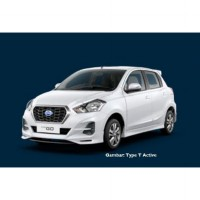 BOOKING FEE ALL NEW DATSUN GO PANCA T
