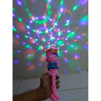 Tongkat Lampu Disco Hello Kitty