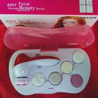 Cnaeir facial cleansing massager 6 in 1