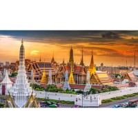 TOUR BANGKOK PATTAYA 4D/3N FREE FROST MAGICAL ICE OF SIAM BY AIR ASIA