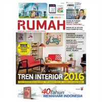 [SCOOP Digital] tabloid RUMAH 14 Editions / 6 Months Subscription