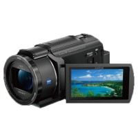 Sony FDR AX40 4K Ultra HD Handycam Video Camcorder - Hitam