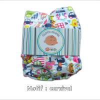 Cloth Diapers 'Nea Orange'