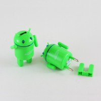 Charger Maskot Android 2.1A + Kabel Micro USB | Power Adapter HK-002 TC Cas Adaptor