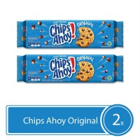 TWIN PACK - Chips Ahoy Choco Original 84gr