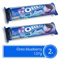 TWIN PACK - Oreo Blueberry 137gr