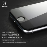 BASEUS 0.2mm Silk Screen Printed Tempered Glass Iphone 7 (4.7