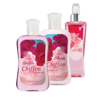 [GET3PCS]Showergel/Lotion/BodyMist(Body Luxuries 295gr/236ml/88ml)
