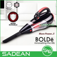 Vacum Cleaner BOLDe BLACK Series Super Hoover Cyclone Penyedot Debu