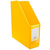 Box File Bantex 4011-06 (YELLOW) Folio 10 cm