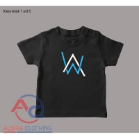 Kaos Anak Alan Walker