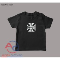 Kaos Anak West Choppers Coast - Aldira Clothing