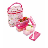 Sophie Paris - LUNCH BAG 3 CANISTER