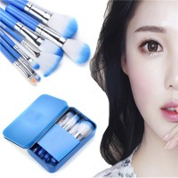 DORAEMON Brush Set / Kuas Make Up Doraemon / 7 pcs