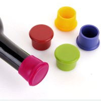 Reusable Silicone Wine Beer Bottle Cap Tutup Botol Silikon Pakai Ulang