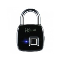 Ikawai Smart Fingerprint Padlock Gembok sidik jari waterproof