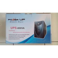 S.A.L.E UPS POWER UP 600VA - UPS 600VA + Stabilizer