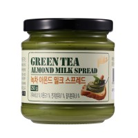 Feliz Green Tea Almond milk spread Selai teh hijau almond