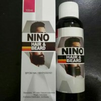 Nino Hair & Beard