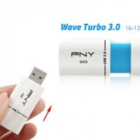USB Flash Disk PNY Wave Turbo 3.0 64GB