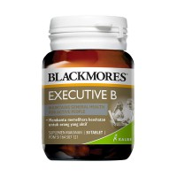 Blackmores Executive B 30 Tablet Suplemen Kesehatan