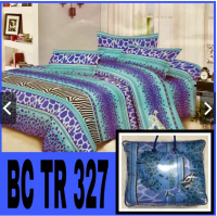 Sprei + Bad cover king / queen size Murah