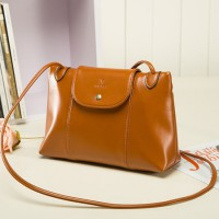 [Shippshopp] Shoulder Bags T1313 4 Color Option PU Leather