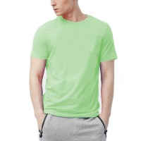 [PROMO] KAOS POLOS BASIC COTTON COMBED RAINBOW COLOUR
