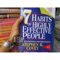 Buku The 7 Habits of Highly Effective People