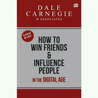 Buku Motivasi How To Win Friend And Influence People  Dale Carnegie