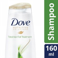 Dove Shampoo Nutritive Solutions Total Hair Fall Treatment 160ML