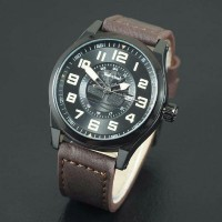 Jam Tangan Pria Timberland Date Brown Lether Model_elegant
