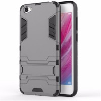 Case Rugged Armor Ironman Kickstand For VIVO Y55