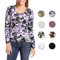 Ladies Fashion Blouse Available In 8 Colors